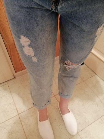 Spodnie boyfrends MOHITO