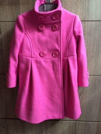 Стильное пальто BENETTON