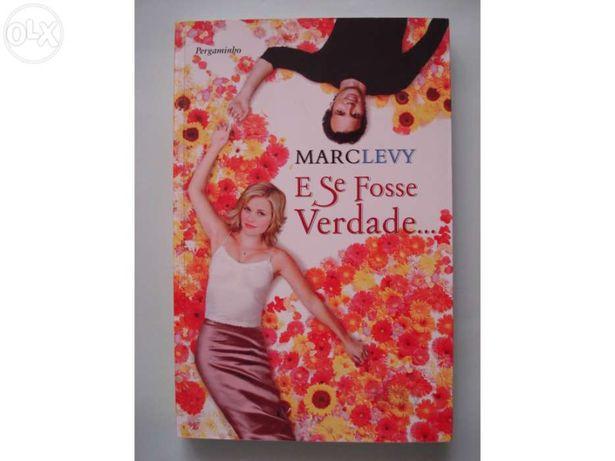"""Livro - Marc Levy - """"E Se Fosse Verdade"""" (2005)"""