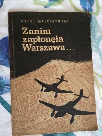 Zanim zapłonęła Warszawa