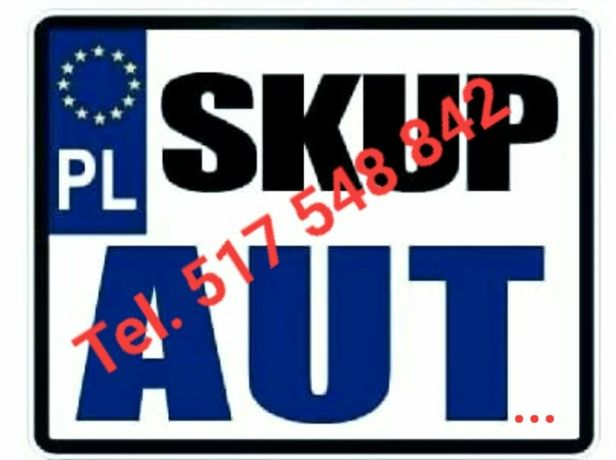 SKUP AUT Gorzow Wlkp + 100km Najlepsze ceny skupujemy wszystkie auta!