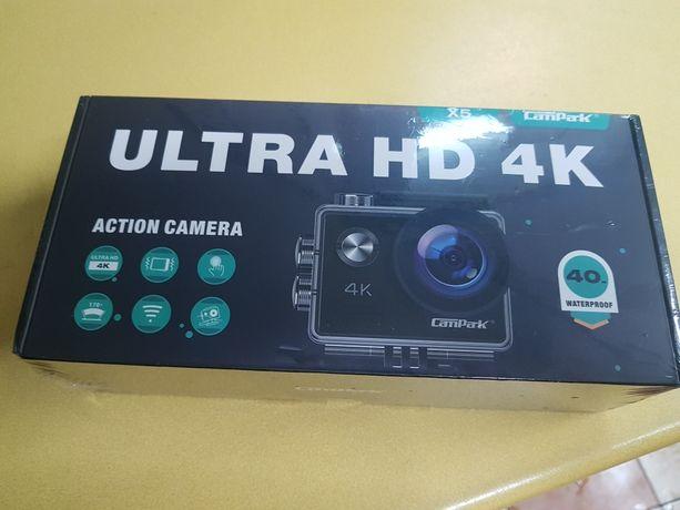 Okazja -35% ! Kamera Campark X5 4K HD