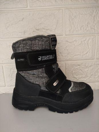 Дутіки, чобітки для хлопчика, зима