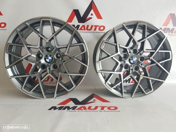 Jantes BMW M8 Competition Gunmetal 18