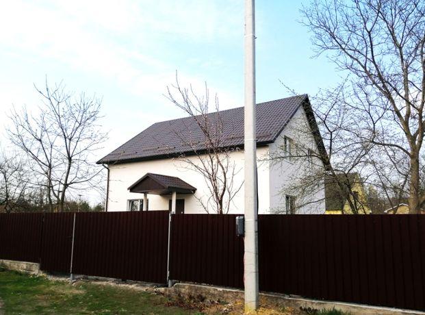 Новый дом, 190 кв.м., 6 или 11 соток