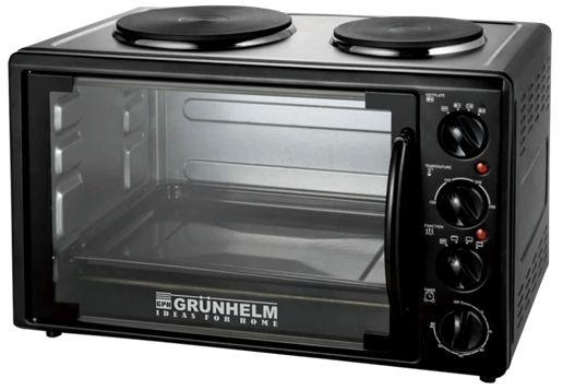 Печь - Плита Grunhelm GN 33 ah Лучшее решение ! Высокое качество !