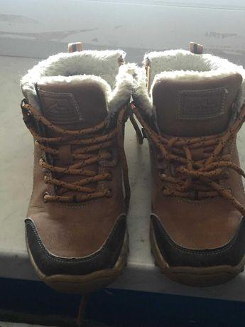 buty zimowe dla chłopca 33