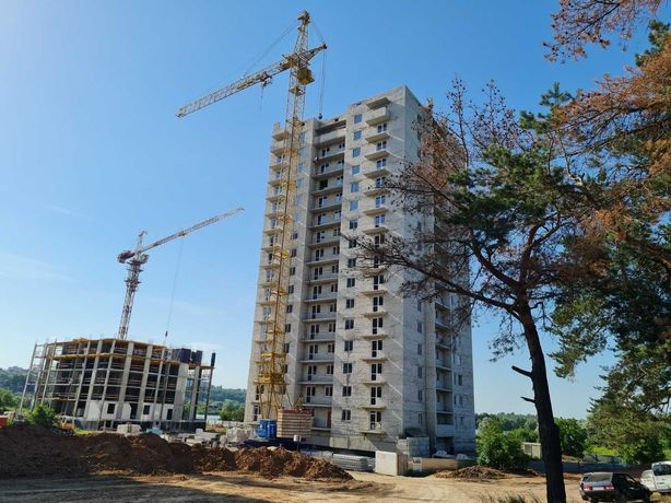 Двухкомнатная квартира ЖК Оазис, 3 дом, 2 этаж,TV N
