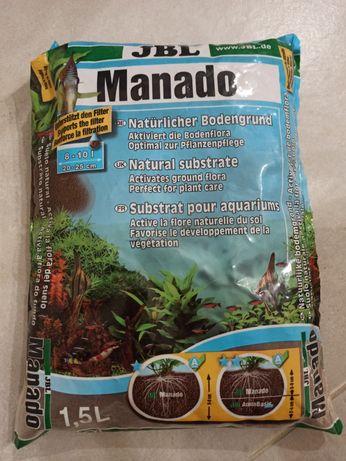 Nowe podłoże akwariowe Naturalny Substrat JBL Manado 1.5l