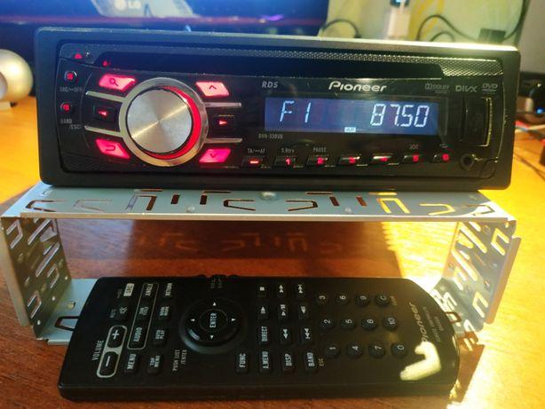 Продам Pioneer DVH-330UB (USB,CD,DVD) с видеовыходом в идеале НЕ КИТАЙ
