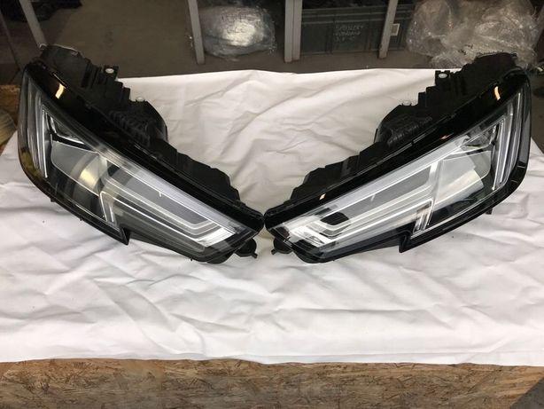 Комлект Фар с БЛОКАМИ Audi A4 B9 Full LED