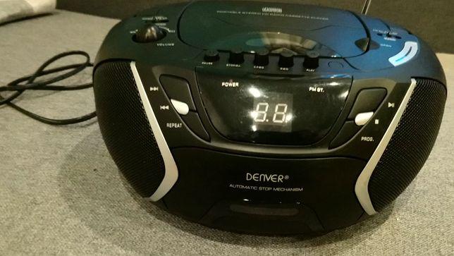 Przenośny Odtwarzacz CD/Radio