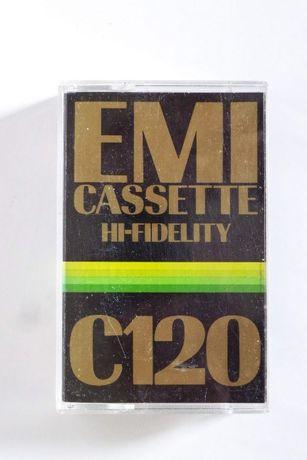 Kaseta EMI Cassette C120