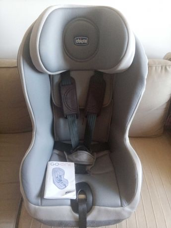 Cadeira de Bébé Auto_Chicco Go One
