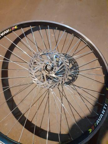 Продам двойное колесо 26 дюймов.