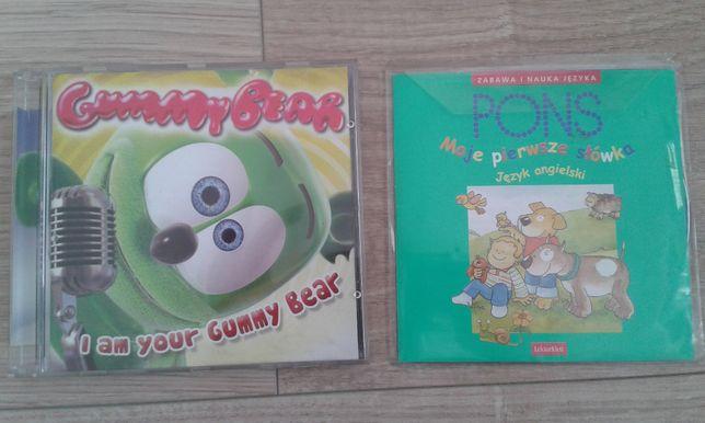 Język angielski dla dzieci piosenki słówka na CD nauka zabawa
