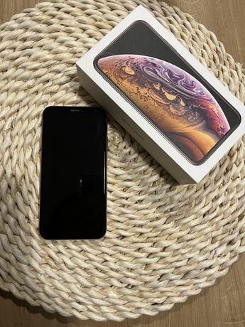 Iphone xs złoty