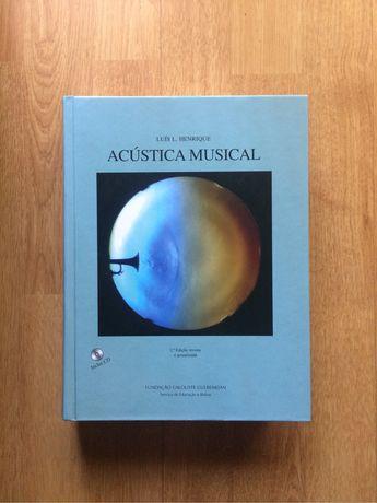 Acústica Musical de Luís L. Henrique