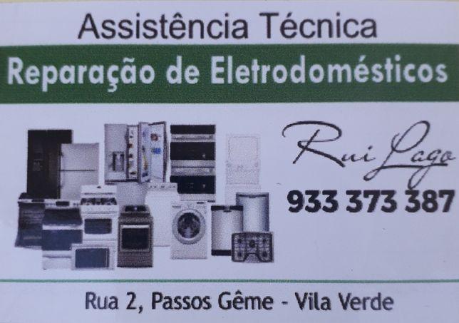 Reparação de eletrodomesticos