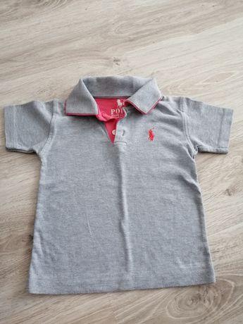 Polo Ralph Lauren t-shirt, bluzeczka r 104