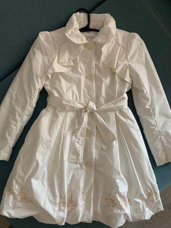 Демисезонное пальто для девочки Lady Diamond