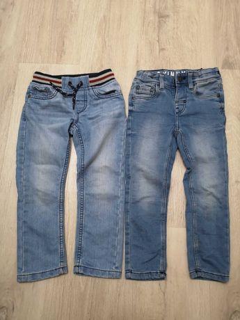 Spodnie c&a r. 104