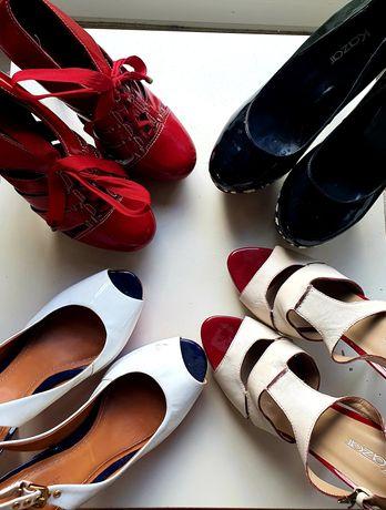 Zestaw 4 pary butów KAZAR