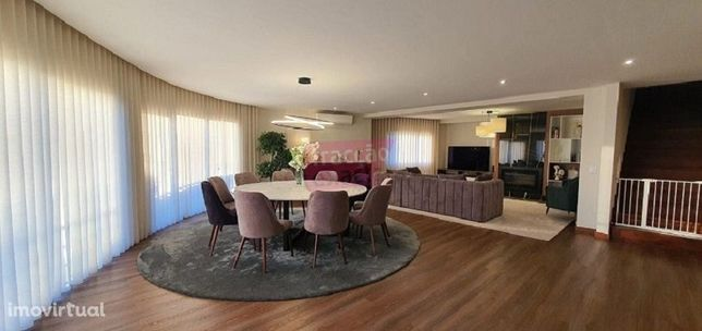 Penthouse T5 Dúplex/ Luxo em Gaia