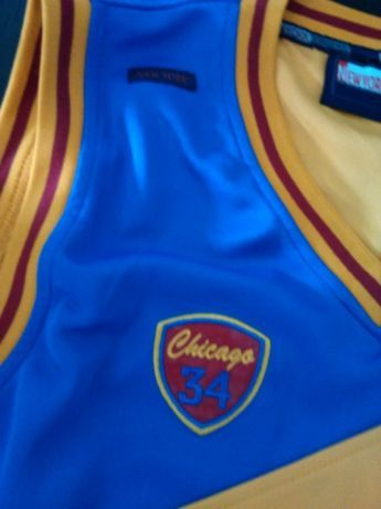 Camisola de basquetebol de coleção - CHICAGO - Nova