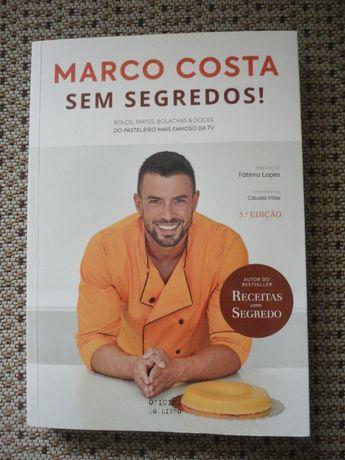 Livro Marco Costa Sem Segredos