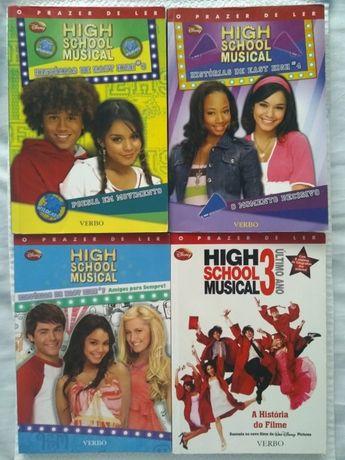 Livros: High School Musical