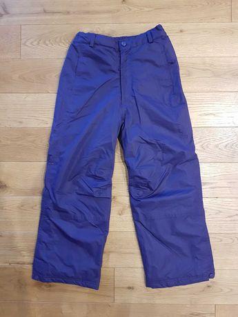 Spodnie narciarskie rozm.122-128cm
