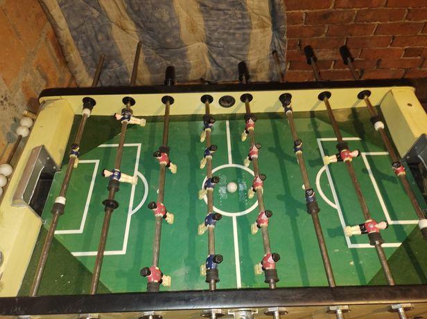 Piłkarzyki stołowe