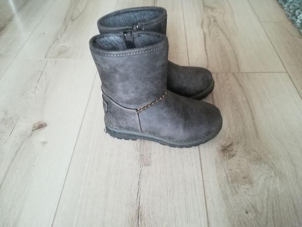Botki buty zimowe r. 26