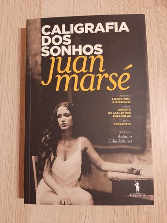 NOVO/COM PORTES-Caligrafia dos Sonhos-Juan Marsé