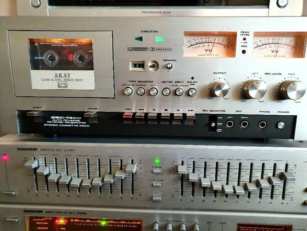 Magnetofon AKAI GXC 730D