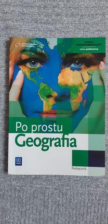 Po prostu  Geografia podręcznik, zakres podstawowy