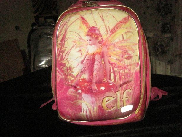 Продам портфель в школу для девочки