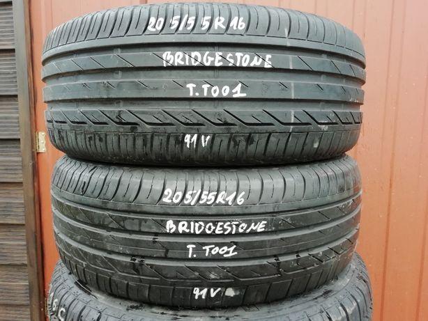 205/55 R16 91V - Bridgestone Turanza T001 (2 sztuki)