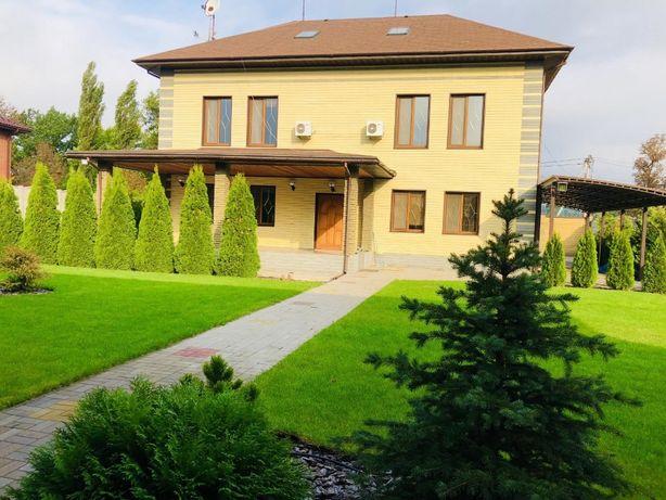 Современный дом в Новоалександровке со своим СПА комплексом