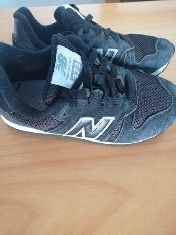 Ténis sapatilhas New balance pretos 31