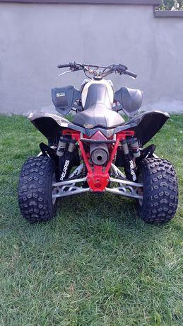 Polaris Outlaw IRS 500, predator raptor quad ATV