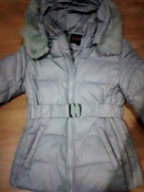 Куртка подросток 46 р