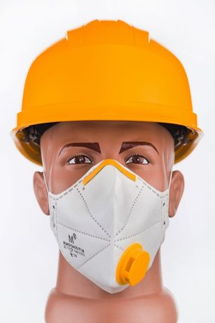 Респиратор маска (НЕ медицинский) Микрон