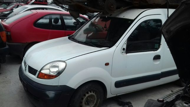 Renault Kangoo I lift na części