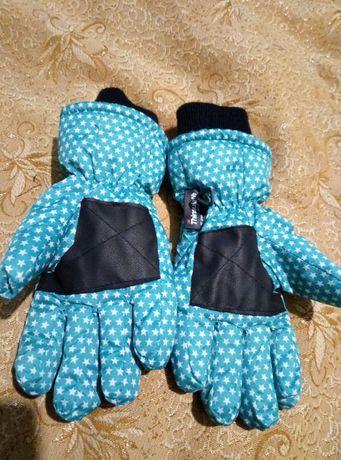 Перчатки crivit, горнолыжные детские