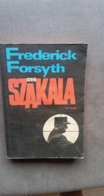 Dzień szakala Frederick Forsythe