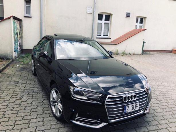 Audi A4 Sport 2.0 TFSI Ultra 140 kW (190 KM)
