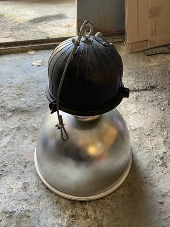 Лампа люстра производственная/или лофт