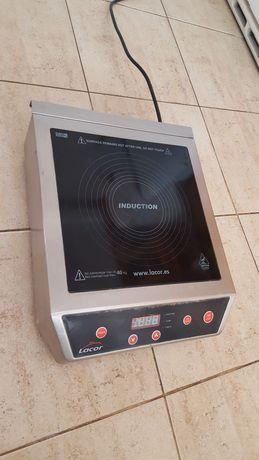 Placa indução industrial Lacor 3500W